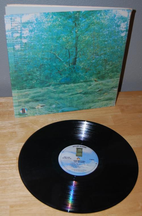 Joni mitchell vinyl 1