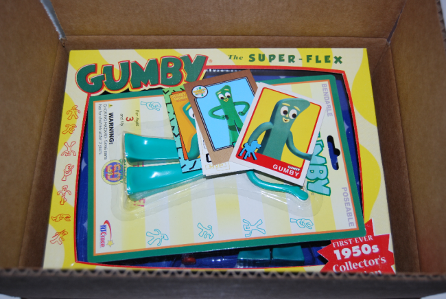 gumby's world prizes