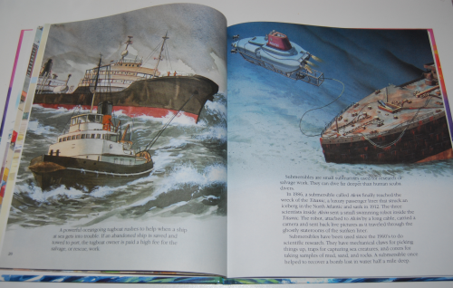 Big golden book of boats & ships 5