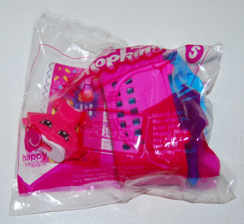 Shopkins happy meal 1