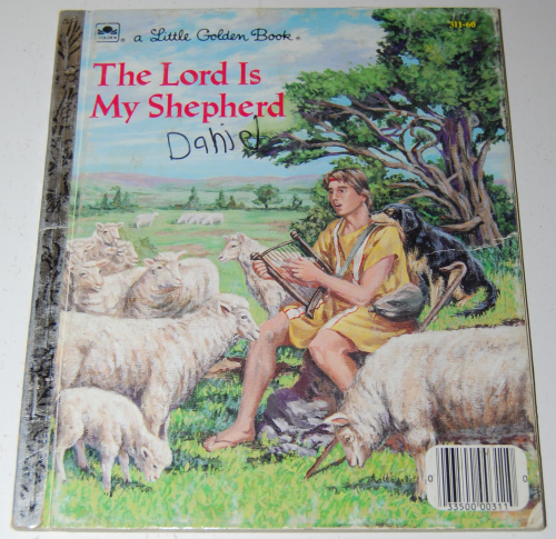 Little golden books sunday school 3