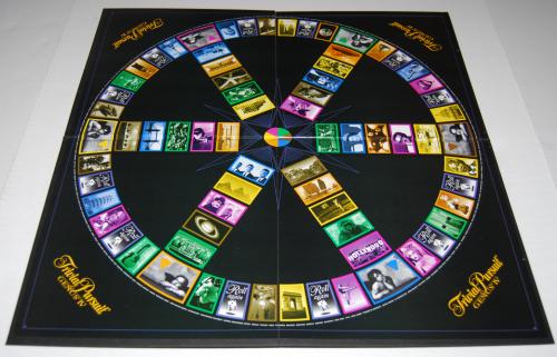 Trivial pursuit board game genus 4 1