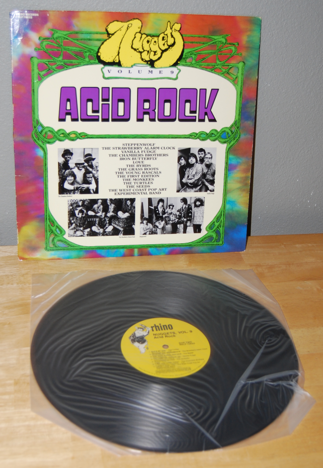 vintage vinyl flashback friday acid rock