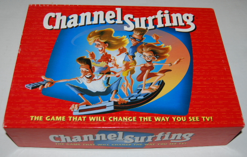 Channelsurfing game