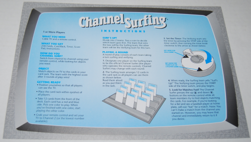 Channelsurfing game 1