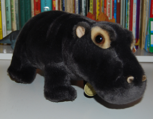 Aurora hippo plush toy 3