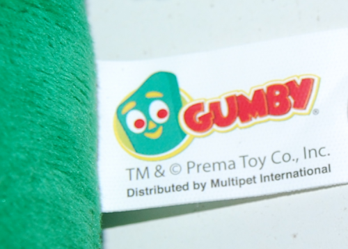 Gumby dog toy 7