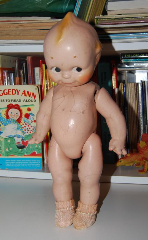 Vintage kewpie doll 2