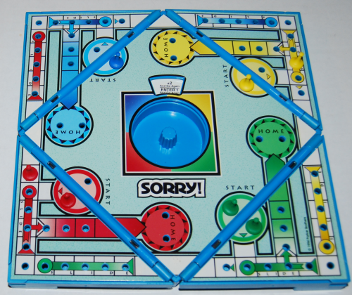 Sorry board game 7