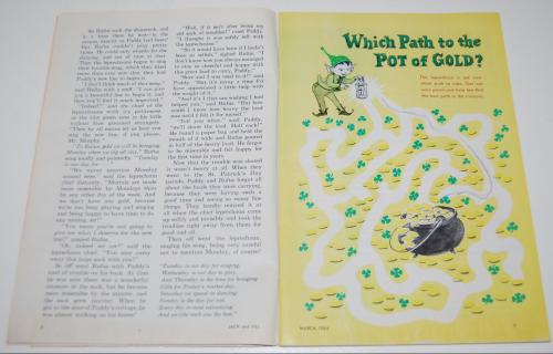 Jack & jill magazine march 1964 4
