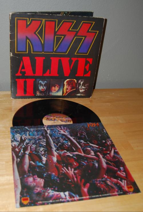 Kiss alive 2 1