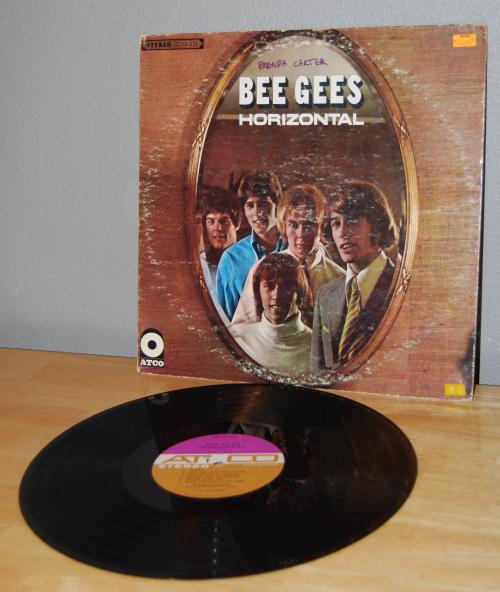 Beegees vinyl