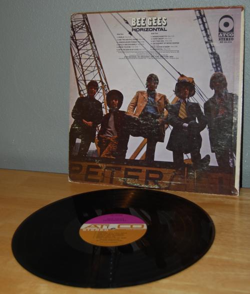 Beegees vinyl x