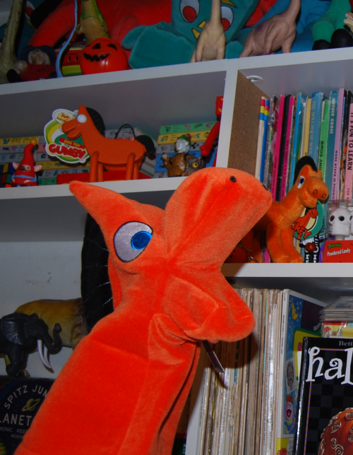 Pokey puppet aurora gumbyland toyroom