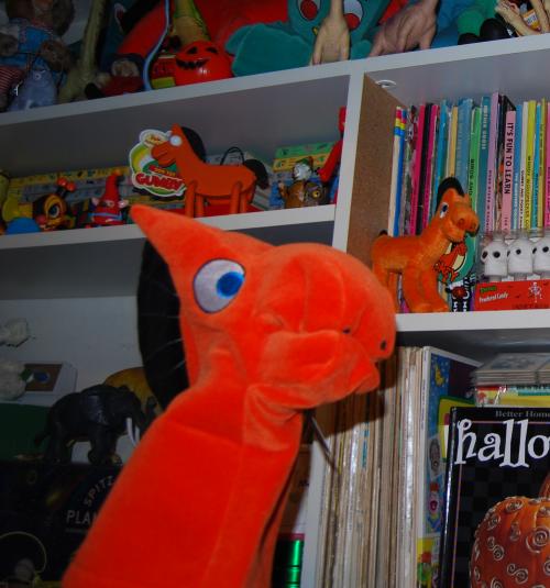 Pokey puppet gumbyland