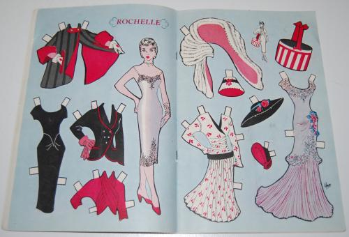 Jack & jill magazine march 1953 3