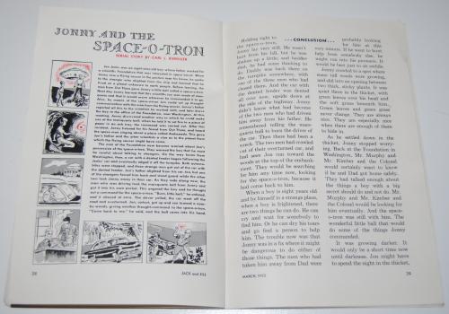 Jack & jill magazine march 1953 4