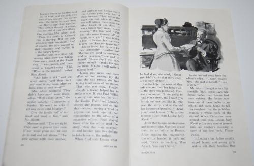 Jack & jill magazine march 1954 6
