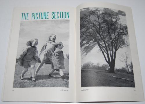 Jack & jill magazine march 1954 9