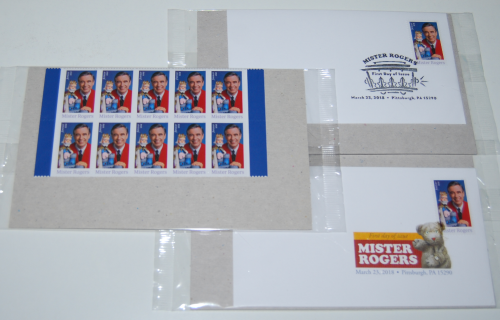 Mister rogers stamps 2018