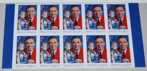 Mister rogers stamps 1
