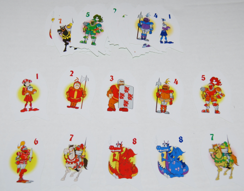On guard dragon card game jack in the box 3