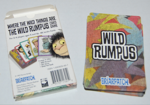 The wild rumpus card game 1