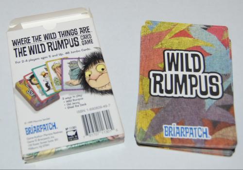 The wild rumpus card game 1