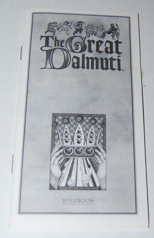 The great dalmuti card game 2