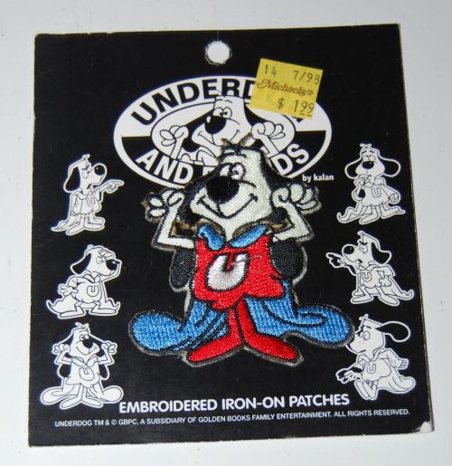 Underdog patch