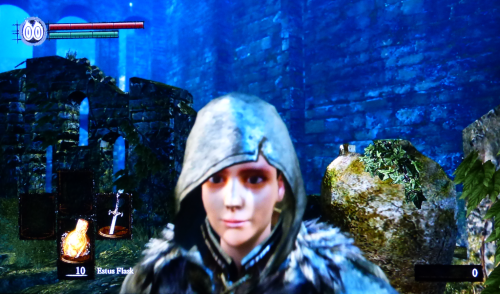 Bren wanderer dark souls