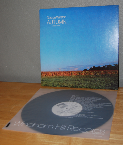 Windham hill vinyl