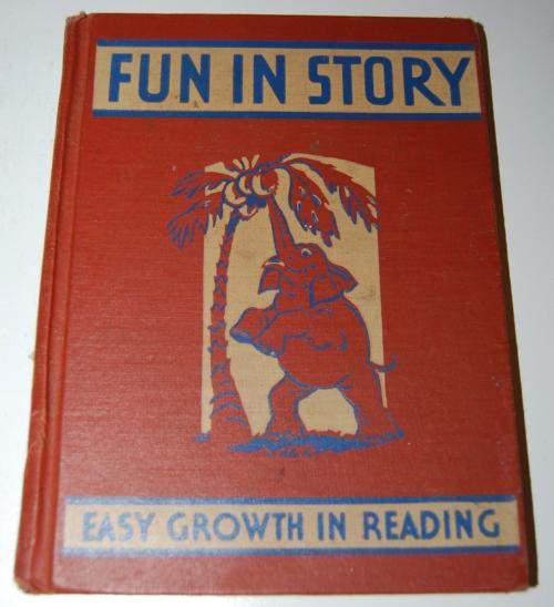Fun in story vintage reader