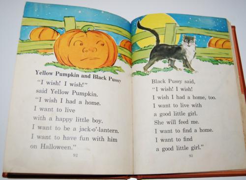 Fun in story vintage reader 10