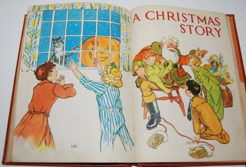 Fun in story vintage reader 16