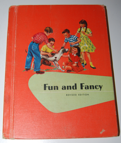 Ginn fun & fancy vintage reader