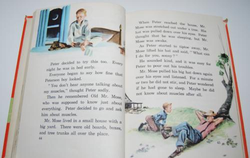Ginn fun & fancy vintage reader 6
