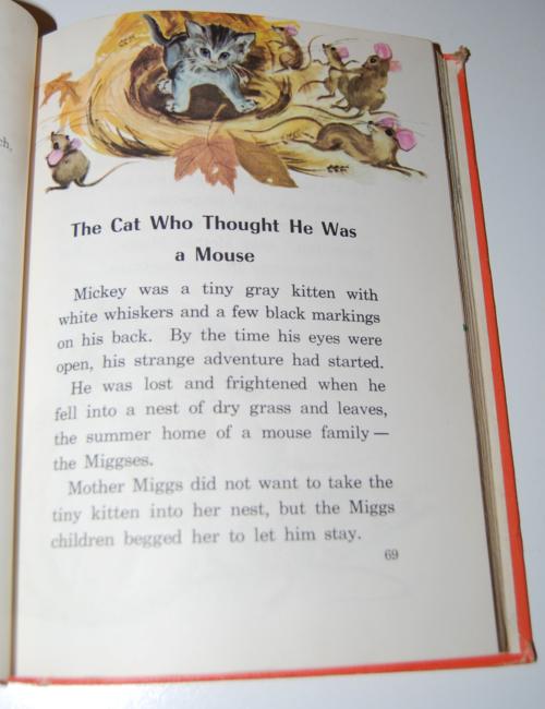 Ginn fun & fancy vintage reader 8