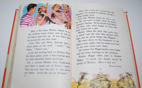 Ginn fun & fancy vintage reader 11