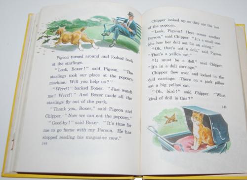 Ginn rainbows & ranches vintage reader 10