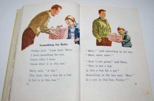 Ginn the little white house vintage reader 8