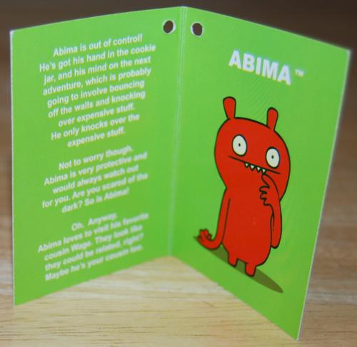 Uglydolls abima book 2