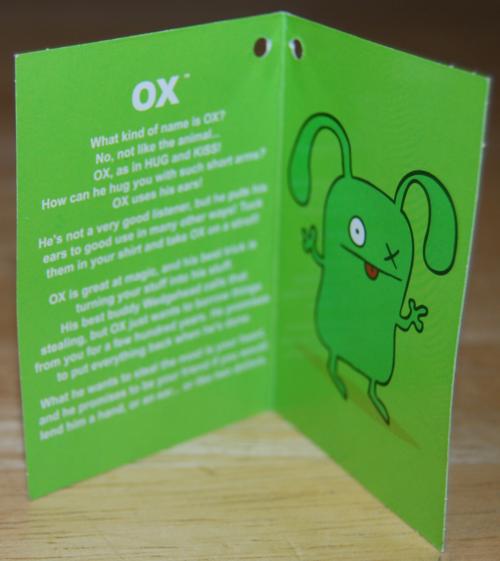 Uglydolls ox book 2