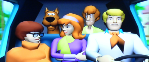 Scooby doo mystery mayhem ps2 6