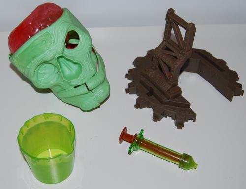 Doctor dreadful zombie lab 7