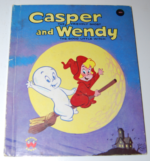 Casper & wendy vintage wonder book