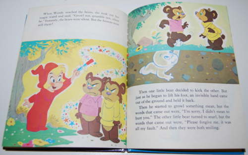 Casper & wendy vintage wonder book 5