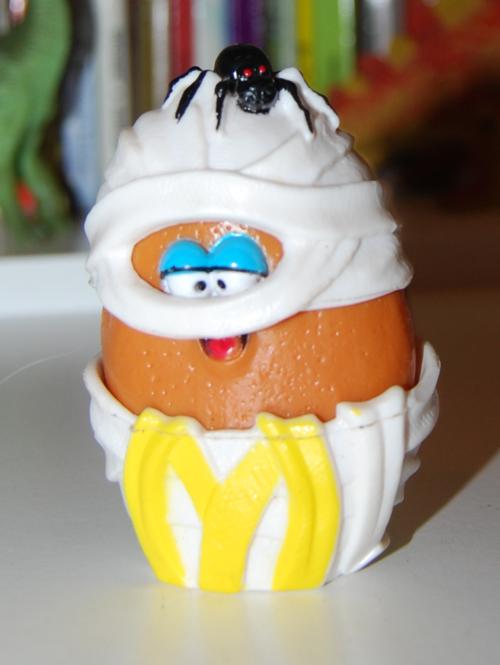 Chicken mcnugget buddies halloween toys 7