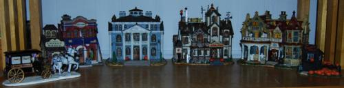 Lemax spookytown 3