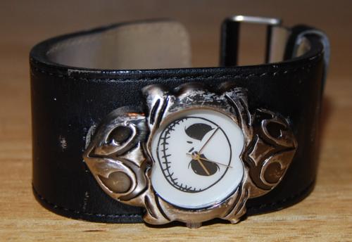 Jack skellington watch x